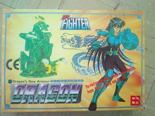 Saint Seiya St. Fighter Dragon