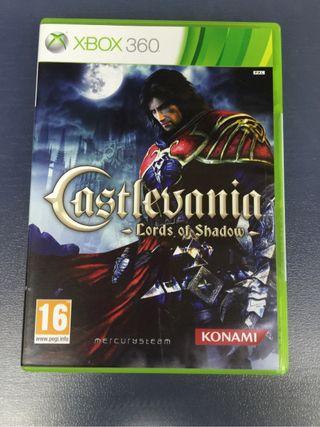 Castlevania para Xbox 360