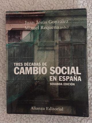 Cambio social en España - ESE