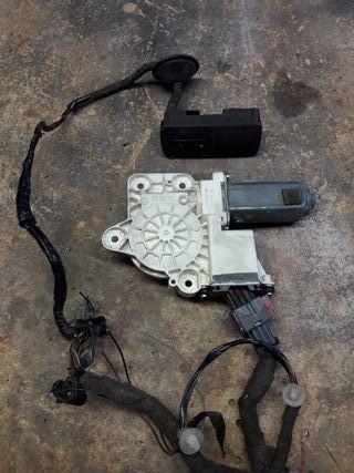 motor elevalunas trasero y mando