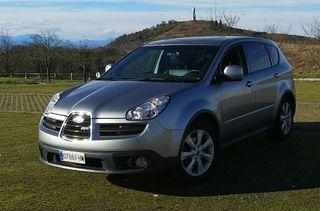 Todo terreno Subaru Tribeca Limited 2007