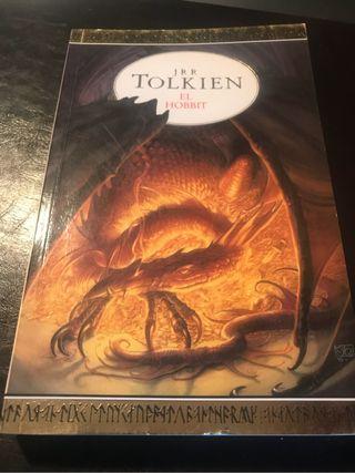 Libro El Hobbit de JRR Tolkien