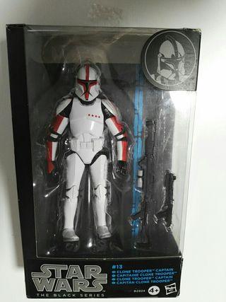 star wars : capitan clone trooper