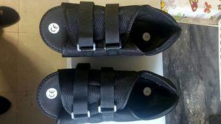 zapato post quirurgico talon invertido