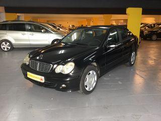 Mercedes-Benz Clase C200