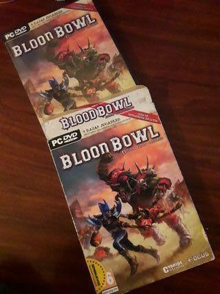 Juego Blood Bowl