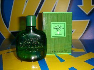 Perfume AGUA DE LAVANDA de Puig 50 ml.
