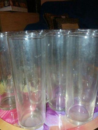 Vasos de refrescos