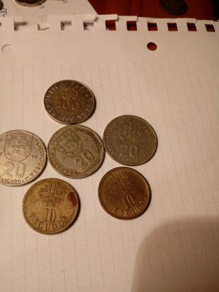moneda escudo portugues