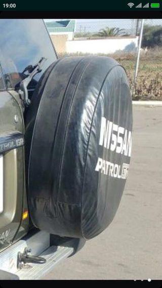 Funda rueda de repuesto Nissan Patrol G-R