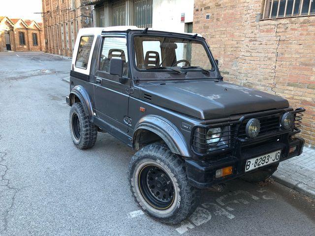Suzuki Samurai 1990 1.3