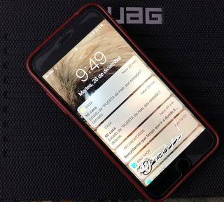 IPHONE 6S plus 64 Gb Negro
