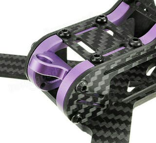 Frame Realac Purple 215mm