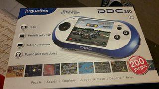Consola DDC 200 Juguettos