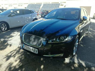 Jaguar XF 2013 Sportbrake SW