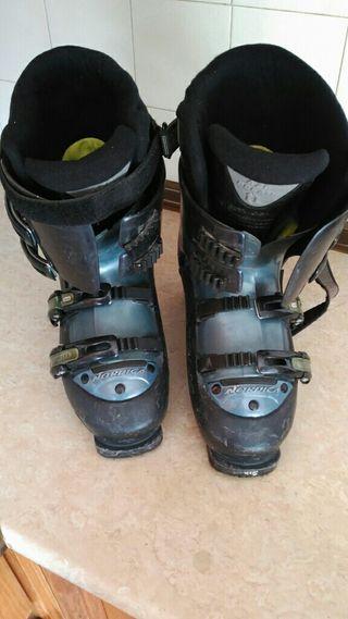 botas esquí 27,5