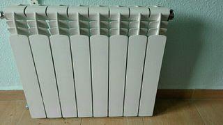 Radiador calefacción