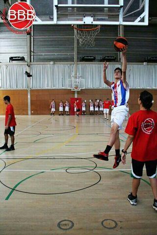 baloncesto entrenador personal basketball