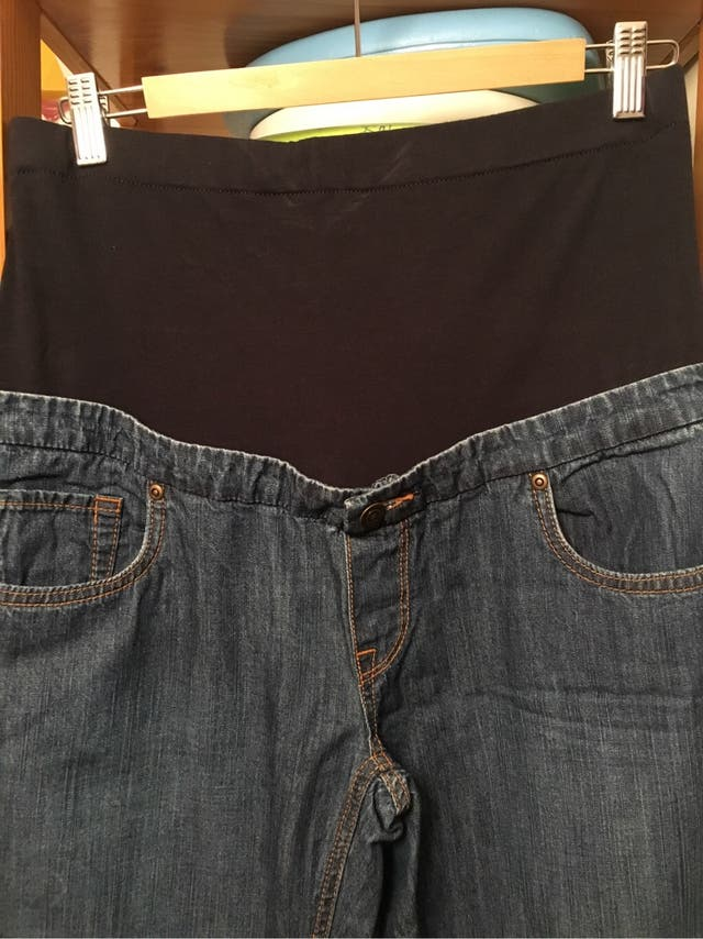 Pantalones premamá (marca sfera talla L)