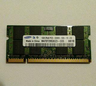 Memoria Ram PC2 DDR2 1GB