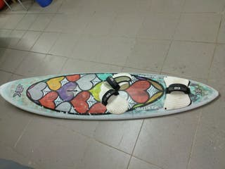 Tabla windsurf olas Killer Fish