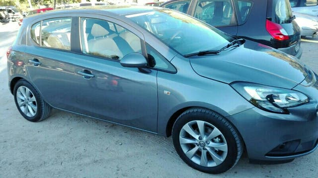 Alquiler de Coche Opel Corsa GLP