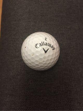 30 pelotas de golf