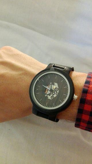 Reloj black