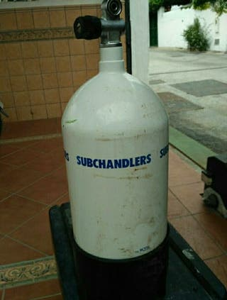 tanque buceo