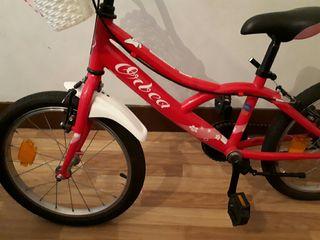 Bicicleta Orbea niña mod. Jasmine rueda 18