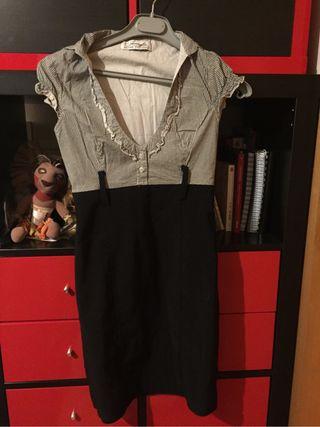 Vestido pin-up