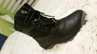 Botas de montaña negras chico (T. 43)