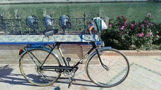 Vendo Bicicleta de paseo para Hombre BH años 60