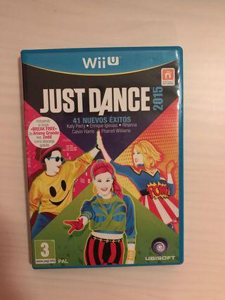 Juego Just dance 2015 Wii U