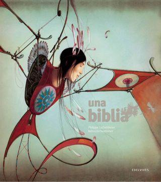 Una biblia Rebecca Dautremer