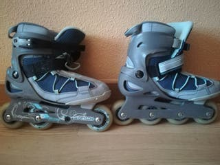 patines decathlon talla 38