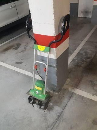 Removedor de tierra electrica