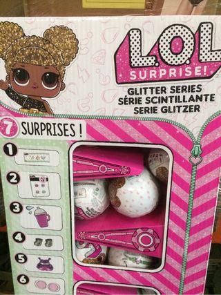 LOL Glitter