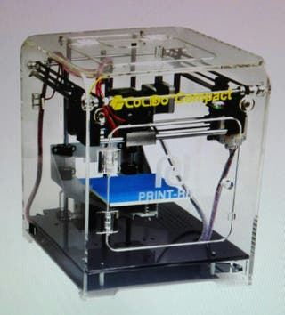 IMPRESORA 3D COMPACT