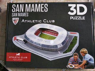 puzzle 3D San Mamés