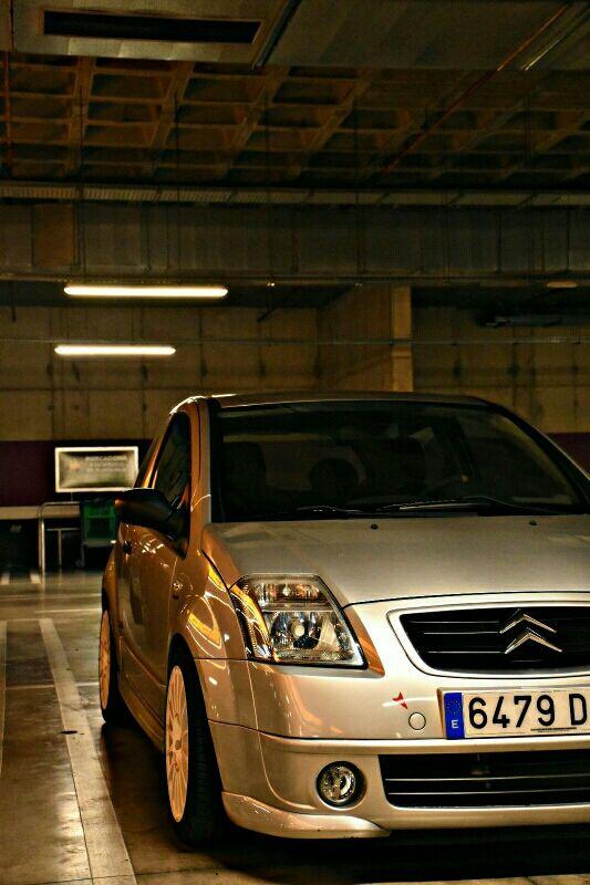 Citroën C2 1.6 16V VTS