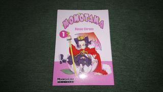 Manga Momotama. Tomo 1