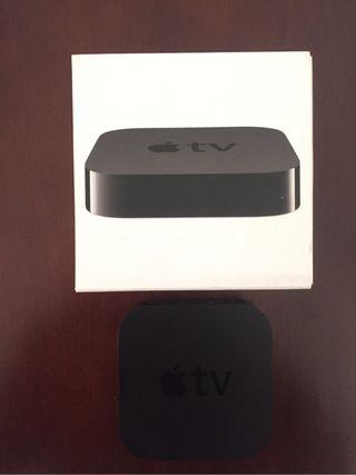 Apple Tv 3 Generaci 243 N De Segunda Mano En Wallapop