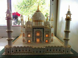 Taj Mahal Lego