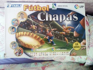 Futbol chapas