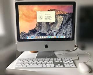 iMac 20 early 2009