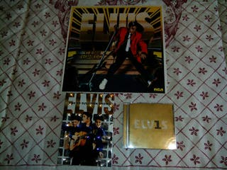 Discos de vinilo parte 39 Especial Elvis Presley
