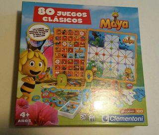 juego de mesa Maya