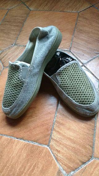 Zapatillas de rejilla de hombre (40)