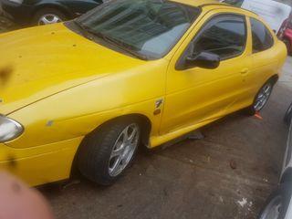 Renault megane coupe 1999 palier roto vendo x piez